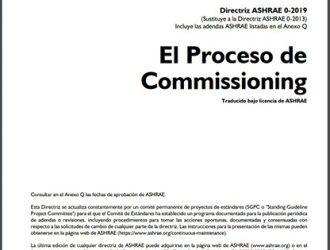 Directriz ASHRAE 0-2019