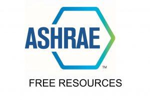 Recursos Técnicos de ASHRAE
