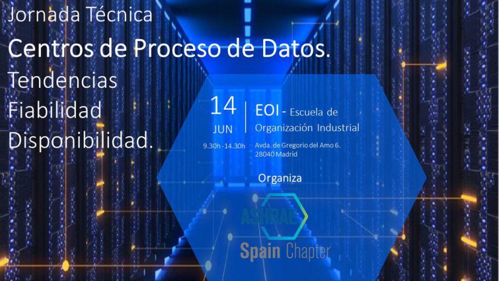 Centro de Proceso de Datos. Tendencias, Fiabilidad y Disponibilidad