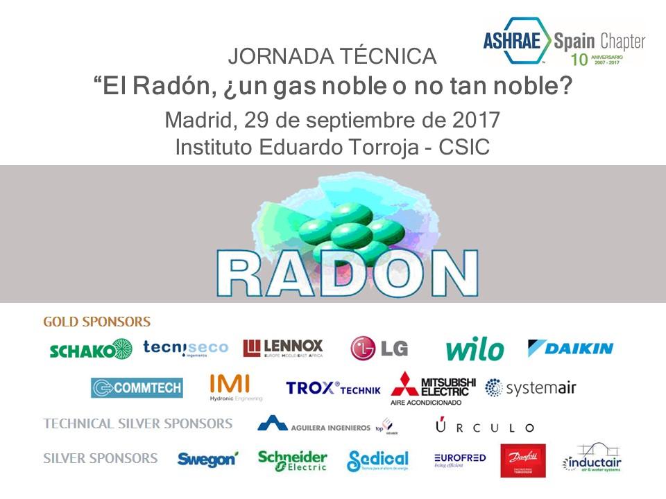 Jornada Gas Radon