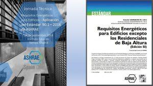 Jornada Técnica – Requisitos Energéticos para Edificios