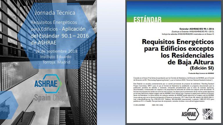 Jornada Requisitos Energeticos Edificios