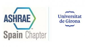 Logo ASHRAE Universidad de Girona