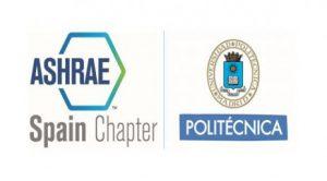 Logo ASHRAE Universidad Politécnica de Madrid